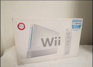 Vendo Consola Nintendo Wii Con Juegos Y Accesorios