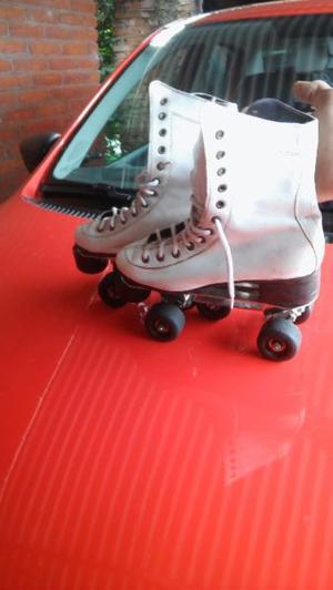 patines profesionales numero 38