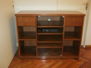Mueble Ideal Para Tv Y Equipo De Audio O Home Theater