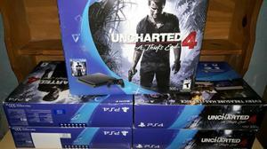 Ps4 Sony PlayStation Slim Nuevas En Caja