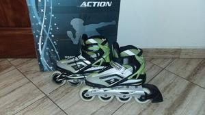 Rollers action talle