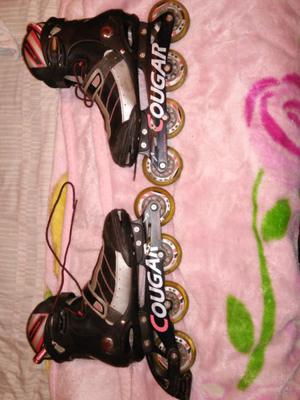 Rollers cougar unixes