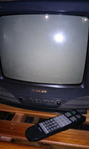 Televisión marca Noblex