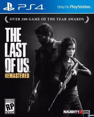 The last of us remasterizado nuevo