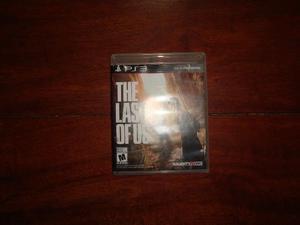 """Vendo juego PS3 """"THE LAST OF US"""" 1 mes de uso"""
