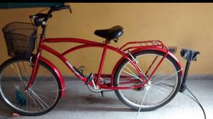 bicicleta playera poco uso!
