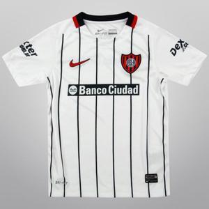 Camiseta alternativa de San Lorenzo  en bolsa cerrada