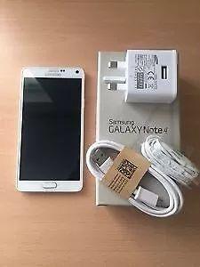 Galaxy Note 4 SM N910C 32 Gb libre de fabrica