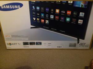 """LED smart de 48"""" Samsung Nuevo 0km En su caja!"""