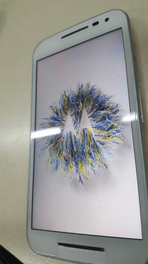 Motorola Moto G3 Libre De Fabrica Impecable Estado Y