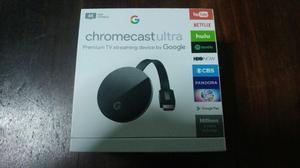 Nuevo Chromecast Ultra 4k