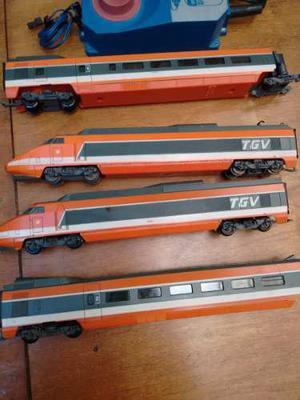 Tren Lima Modelo Tgv Escala