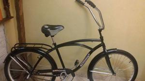 bicicleta playera casi sin uso 26 funciona de diez
