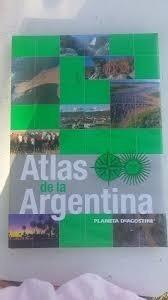 Atlas De La Argentina Planeta Deagostini Nuevo En Caja