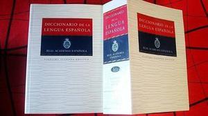Diccionario De La Lengua Española -22.ª Ed. Rae-villa
