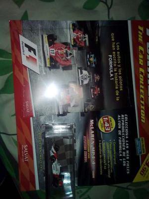 Formula 1 F1 Salvat 1/43 Mclaren Mp4/4 Senna