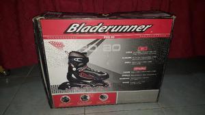 Rollers Bladerunner Pro 80 - Como Nuevos!