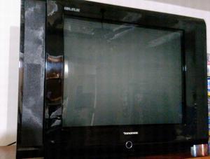 VENDO TV 29'' pantalla plana Slim, con tubo, TONOMAC