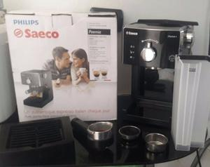 Cafetera Saeco Philips Hd  Solo 3 Meses De Uso