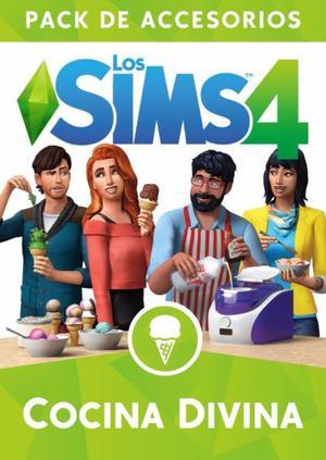 Los Sims 4 Cocina Divina Accesorios Juego Pc Digital Local