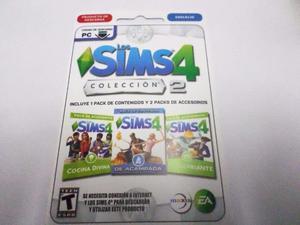 Los Sims 4 Coleccion 2 Version Digital Para Pc