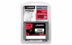 OFERTA! SSD 120gb Kingston, originales. Nuevos y con