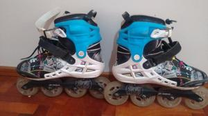 Rollers pro Powerslide Phuzion