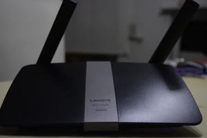 Router Smart Wi-Fi de doble banda AC+ Linksys