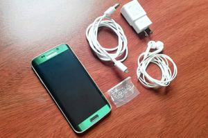 Samsung Galaxy S6 Edge 32gb verde esmeralda