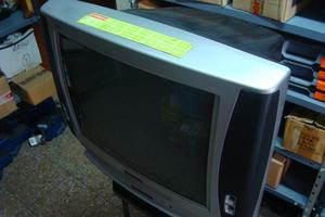 Tv Hitachi 21 Con Control Remoto