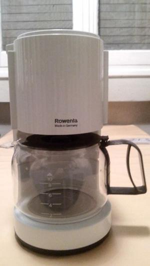Cafetera filtro Rowenta. Liquido!!