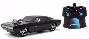 Dodge Charge Rapido Y Furioso 1 A Radio Control