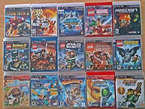 Juegos Ps3 Lego Batman Star Wars Elegi Tu Combo Posot Class