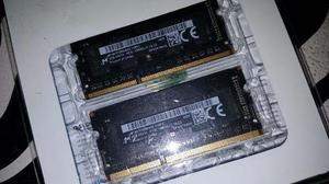 Memoria Ram Ddr3, P/ Macbook Pro 2g $ 800 Las Dos (total 4g)