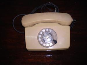 Telefono antiguo completo