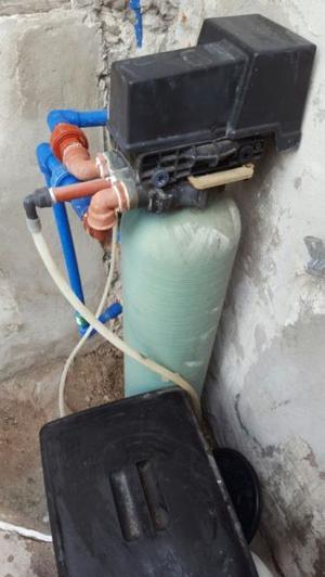 Ablandador de agua anti sarro pura rosario posot class for Vendo estanque para agua