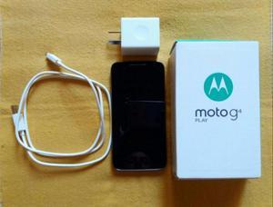 Vendo Celular Motorola Moto G4 Play Libre!