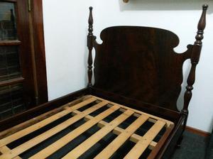 antiguo juego de camas estilo ingles