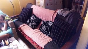 vendo futon,excelente estado, oportunidad
