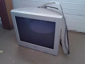 vendo monitor VGA color 14'