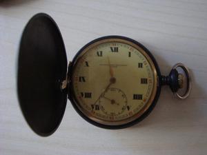 Antiguo Reloj De Bolsillo Cronometro Escasany