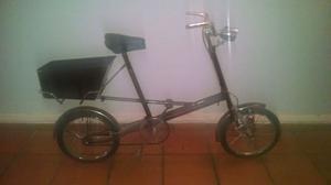 Bicicleta antigua multiuso