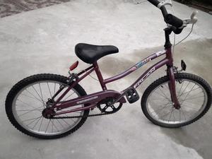 Bicicleta de niña/o