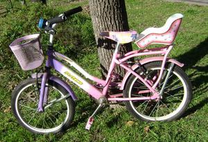Bicicleta rodado 14 de nena