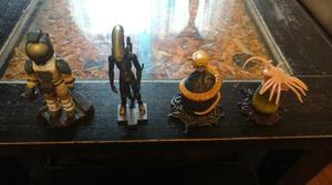 Coleccion Muñecos De Alien