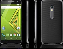 Moto X Play 32gb Libre Recibo VISA 3 Pagos