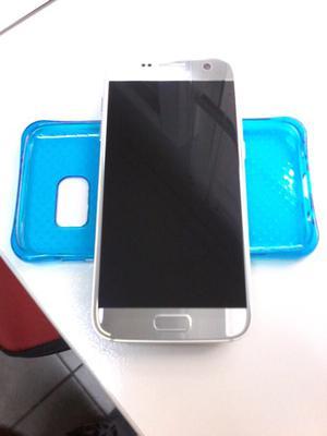 Samsung Galaxy S7 silver 32gb en caja libre de fábrica