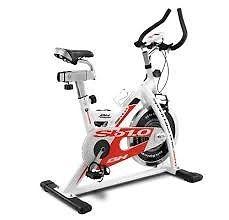 Bicicleta Fija Spinning Bh Fitness Sprint Bike Sb1.0