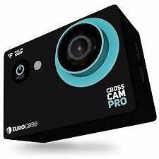 Filmadora Eurocase Cross Cam Pro Full Hd Wi Fi 170º