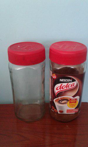 Frascos Vacios Cafe 170 Grs- 100 Grs